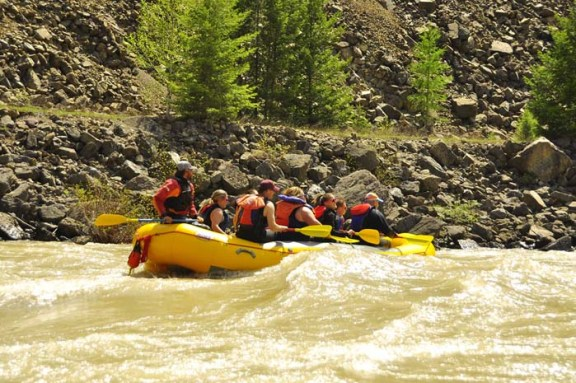 bone crusher rapid middle fork
