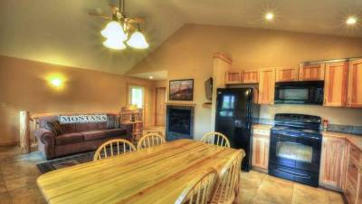 Cabin Rentals, Glacier National Park, Glacier Outdoor Center