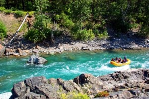 Fishing Guide Jobs, Employment, Middle Fork of the Flathead Rafting