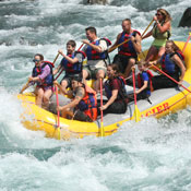 White Water Rafting Montana