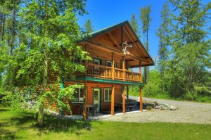 West Glacier Lodging, Glacier Raft Company