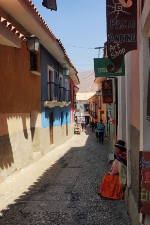 La Paz. Fot. J. Małecki