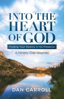 Into the Heart of God - CV front