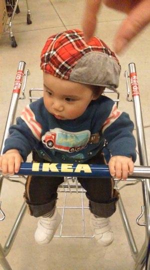 初IKEA