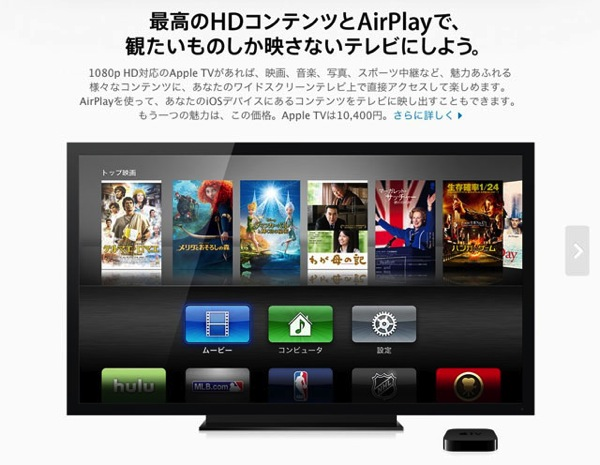 Appletv sites