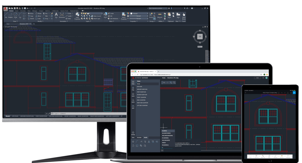 Hindsight Is 20/20 and this is AutoCAD 2020 AutoCAD desktop web mobile
