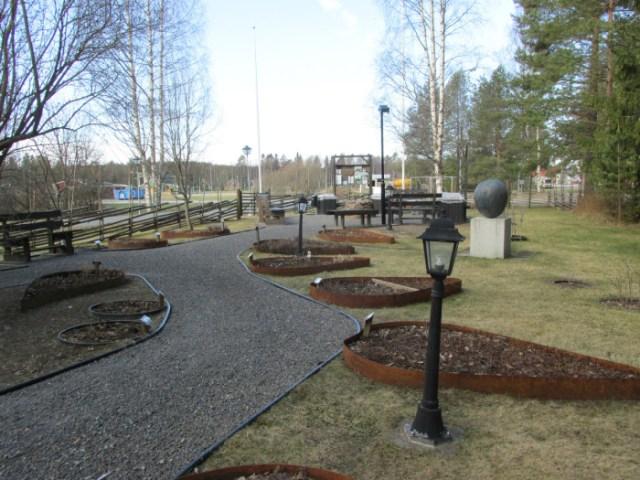 Alpha fr Edge Garden i Örtsgården, Köpmanholmen