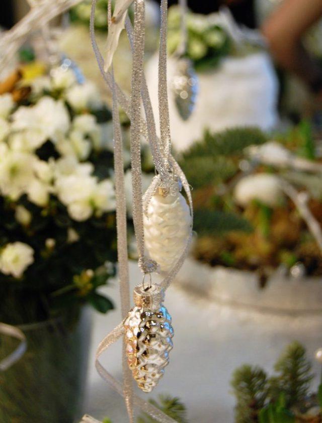 Silver och vitt till jul