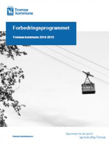 Forbedringsprogrammet - forsiden for programplan.