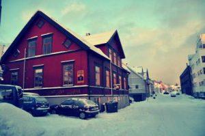 Bymisjonshuset i Tromsø.