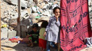 Barn på Gaza-stripen. (foto: Pixabay.com)