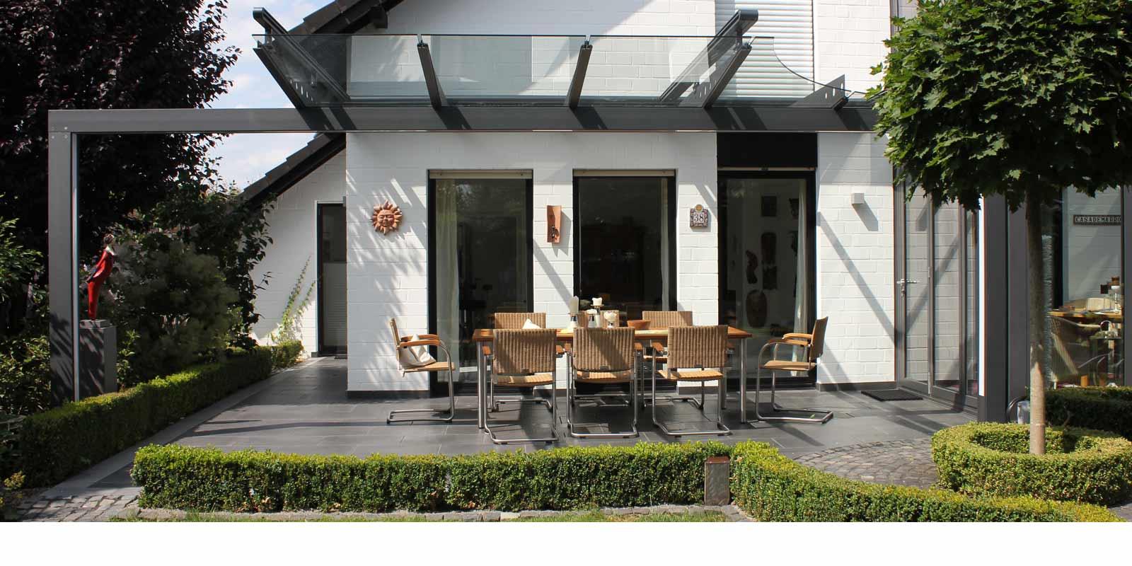 Home Glasdach Und Terrassendächer By Gladius