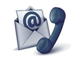 Telefon email