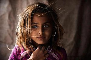 Flicka indien