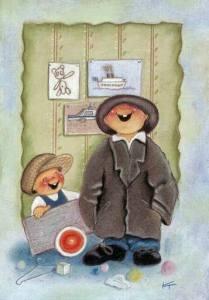 Barn hattar kläder