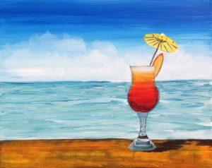 Drink hav