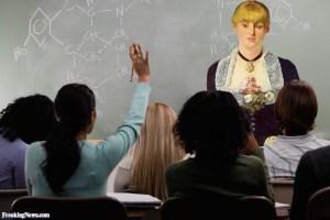 Lärarinna 1