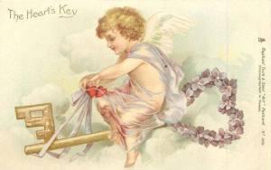 Ängel nyckel