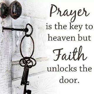 Bön tillit