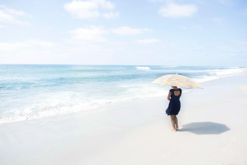 Spanien strand relax