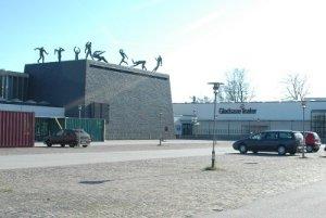 1. juni lukker Gladsaxe Ny Teater. Foto: Michael Knak.