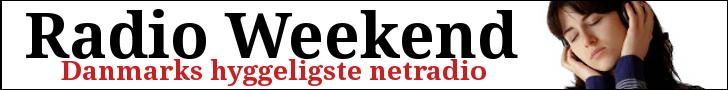 www.radioweekend.dk