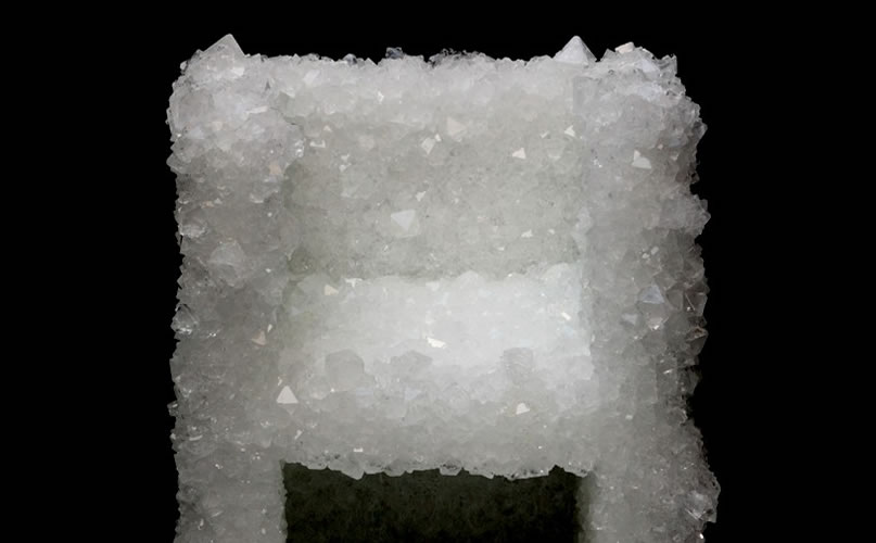Grow Your Own Crystal Chair