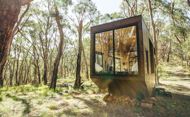 A New Off Grid Tiny House Getaway Experience Has Hit South