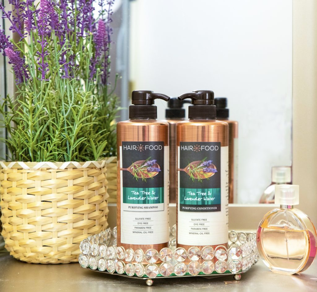 Tea Tree & Lavender Water Shampoo and Conditioner