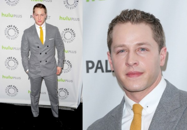 Josh Dallas in Bruno Cucinelli