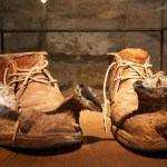 """Florence, Salvatore Ferragamo Museum: """"The Amazing shoemaker Fairy Tales about shoes and shoemakers"""": Jan ¦vankmajer"""