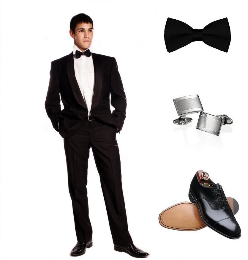 Wedding Attire Male Guest