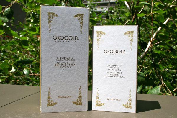Oro Gold Cosmetics