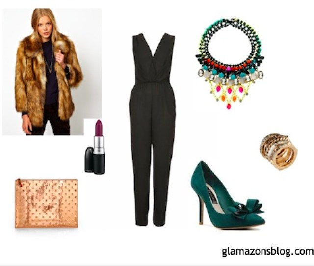 What To Wear New Year S Eve Jumpsuit