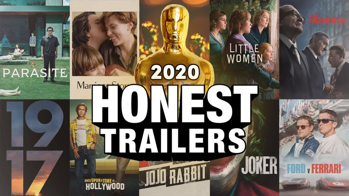 Screen Junkies Breakdown The 2020 Oscars Nominations For ...