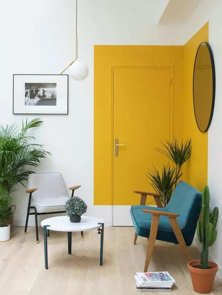 Indicazioni e consigli su come dipingere gli ambienti: Quale Colore Scegliere Per Le Pareti Della Tua Casa In Base Allo Stile Dell Arredamento Glamcasamagazine