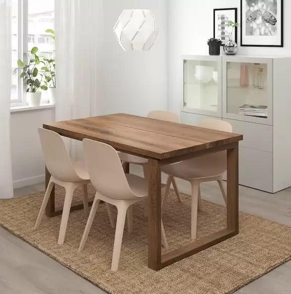 Come scegliere tavoli e sedie per la cucina. Tavoli Ikea Rotondi Quadrati Allungabili E A Ribalta Trova Il Tuo Stile