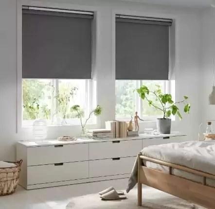 Pannello di tessuto sottile e setoso gioca con la luce ed è facile da vivere. Tende Ikea Le Idee Piu Belle Per Arredare La Tua Casa Con Stile