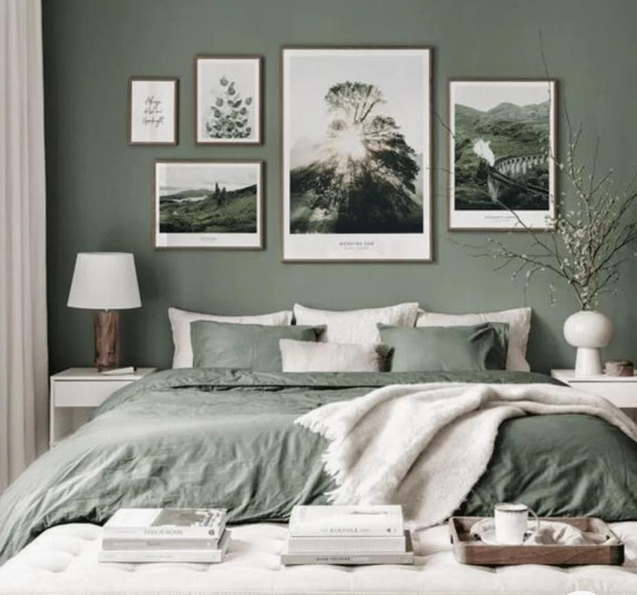 Di jackson paige interiors, inc. Colori Ideali Per La Camera Da Letto Glamcasamagazine