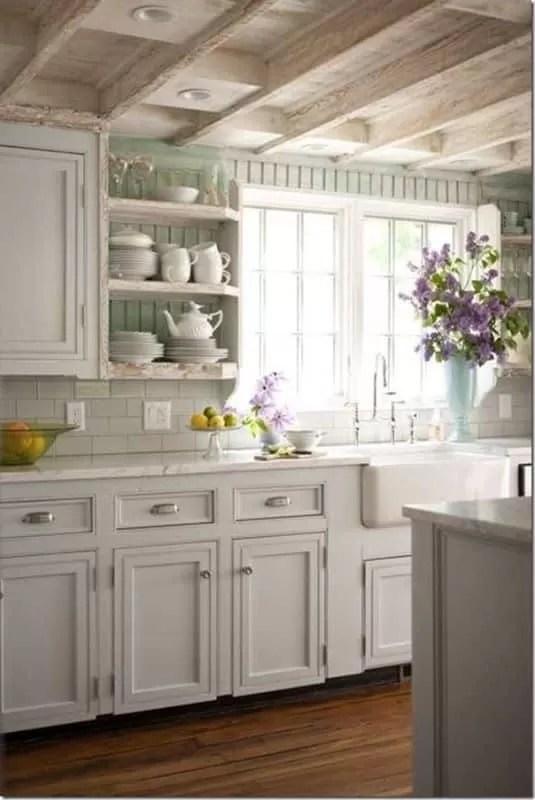 Ammobiliare la cucina con arredi ed elettrodomestici di qualità è possibile anche a costi contenuti. Cucina Rustica Colori Materiali E Accessori Di Tendenza Glamcasamagazine