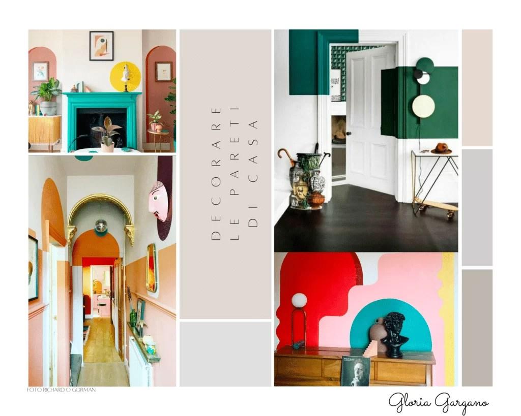 Cornici decorative in polistirolo, profili e gusci per pareti e soffitti. Colori Per Pareti Tendenze 2020 21 Glamcasamagazine