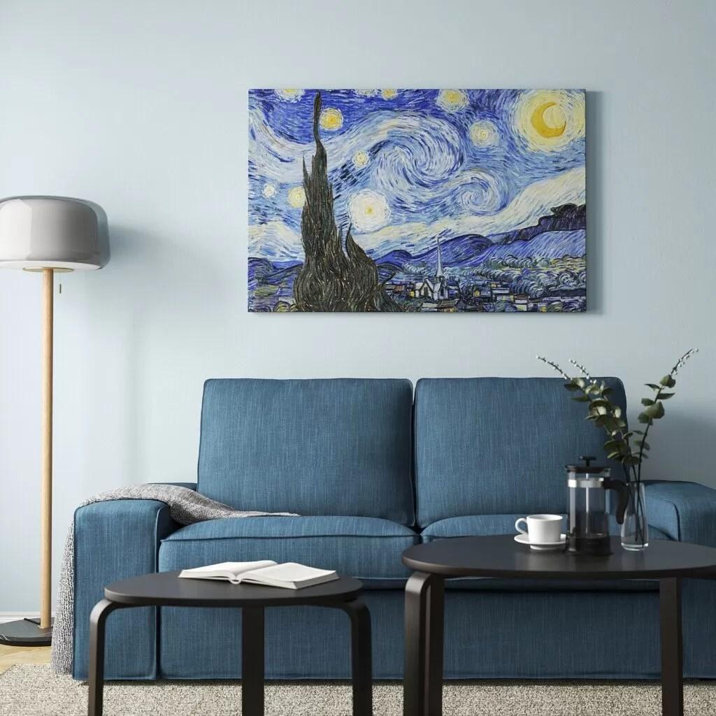 I quadri moderni offrono tanti soggetti, astratti e non, per arredare le pareti dei vostri ambienti, in linea con il design di casa. Quadri Ikea Come Decorare Gli Ambienti Della Nostra Casa Per Ogni Stile
