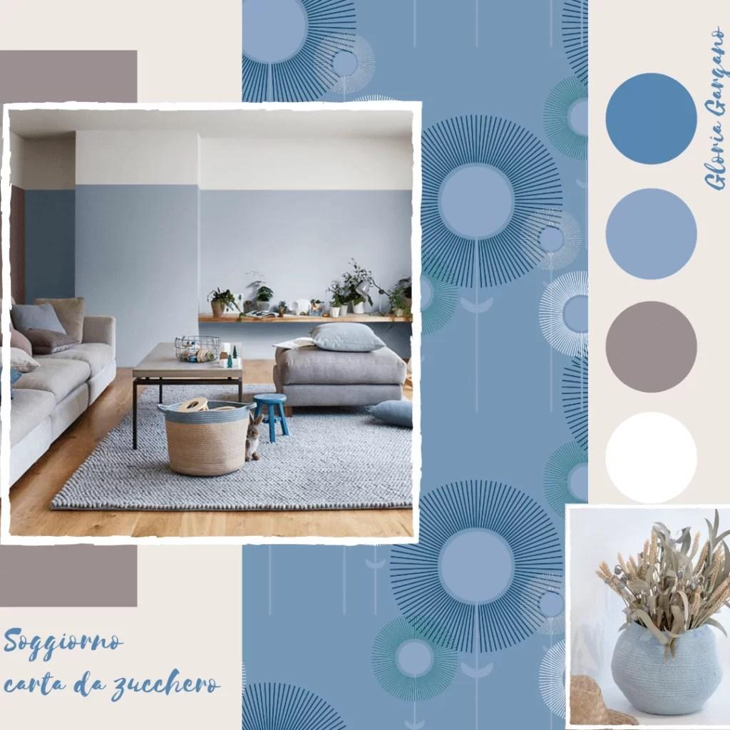 Per esempio tra i colori per le pareti della camera da letto 2019 c'erano. Color Carta Da Zucchero Per Un Arredamento Decor Glamcasamagazine