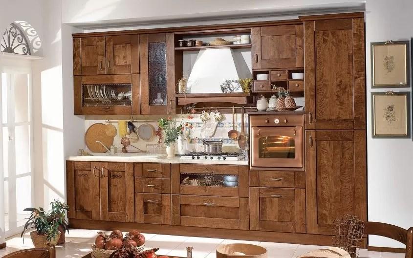 Armadio ante mondo convenienza offertes gennaio clasf Cucine In Arte Povera Mobili Colori E Materiali Glamcasamagazine