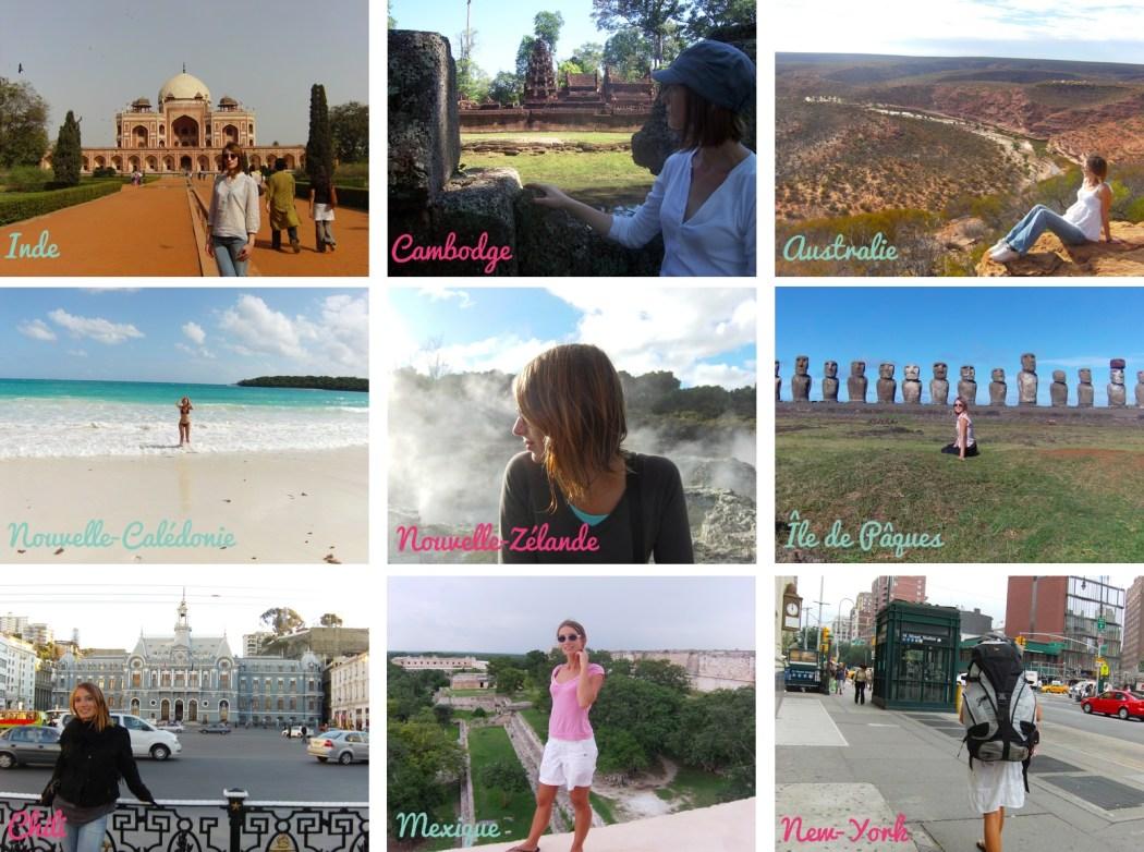 Comment organiser un tour du monde en toute simplicité, sans rien oublier ? Mon expérience et mes conseils suite à un magnifique tour du monde de 6 mois.