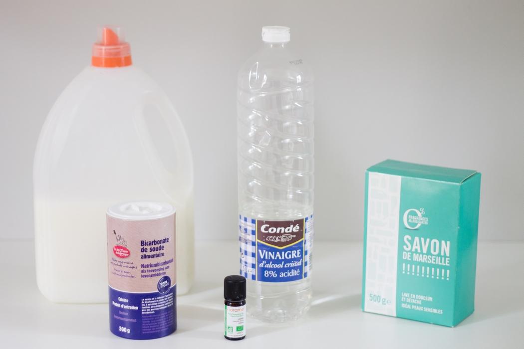savon de marseille glycerine lessive