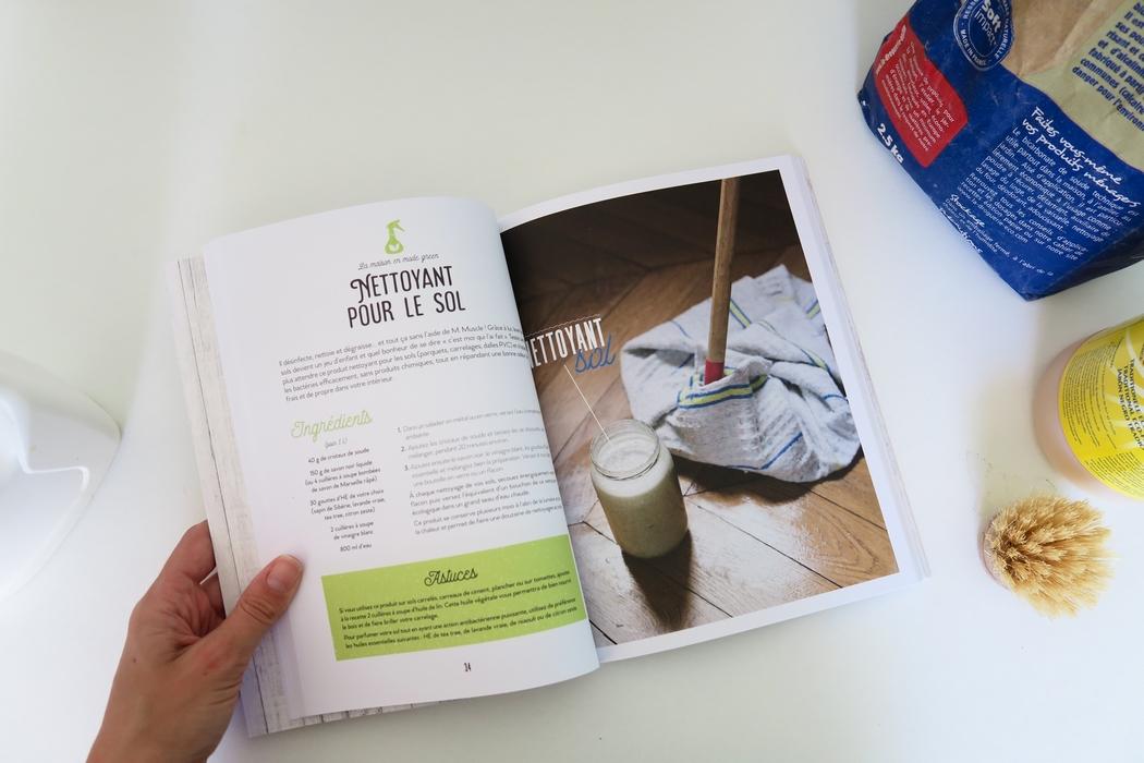 Labo Zéro Conso c'est un livre de 50 recettes pour la maison, la beauté mais aussi les petits bobos du quotidien. Du nettoyant pour les vitres au gommage en passant par le shampoing sec ou le spray anti-moustique, c'est une mine de bonnes idées. Que du + : des économies, une vie plus saine, plus écolo, plus éthique, plus minimaliste, moins stressante et la gratification de fabriquer quelque chose soi-même.