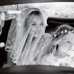 sposa in macchina 1