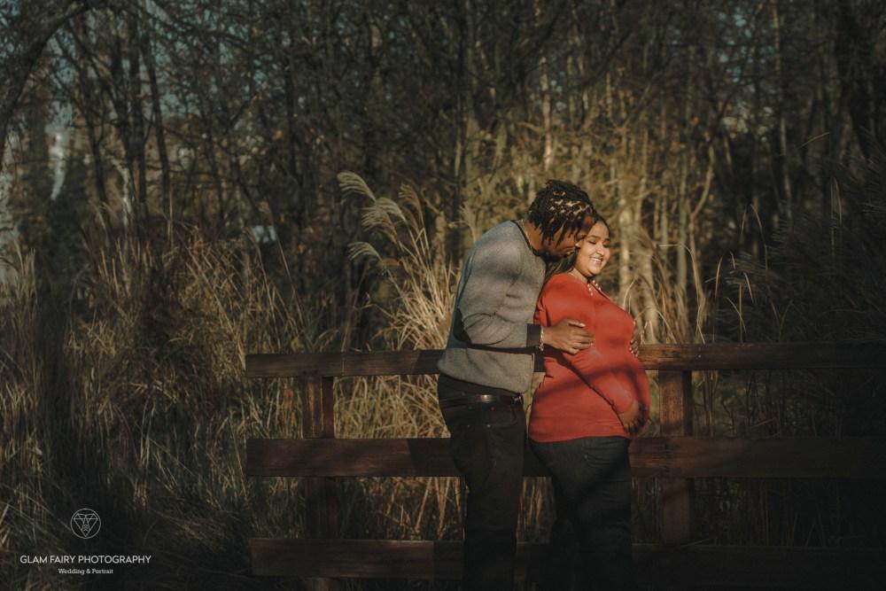 Glam Fairy Photography-séance grossesse en hiver