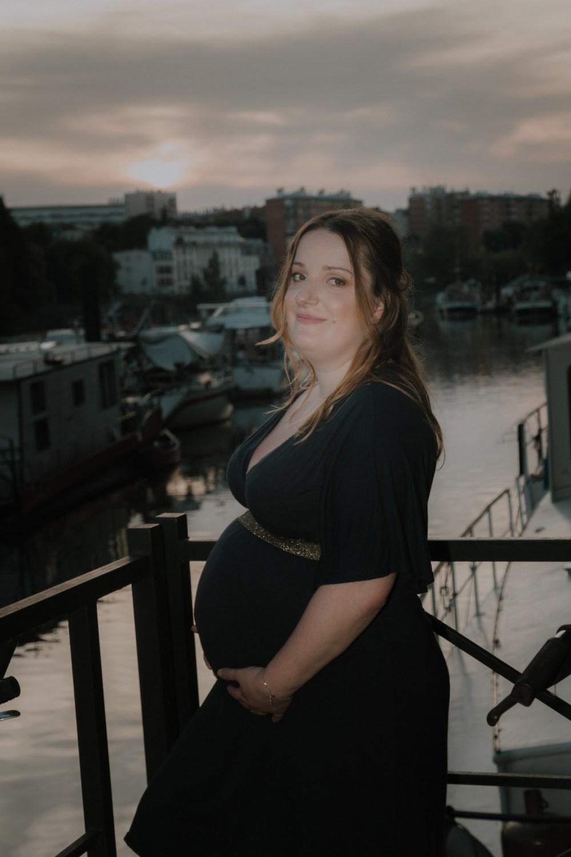 Glam Fairy Photography - photographe femme enceinte Paris